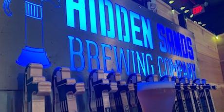 Meet the Brewers - Hidden Sands and Friends tickets