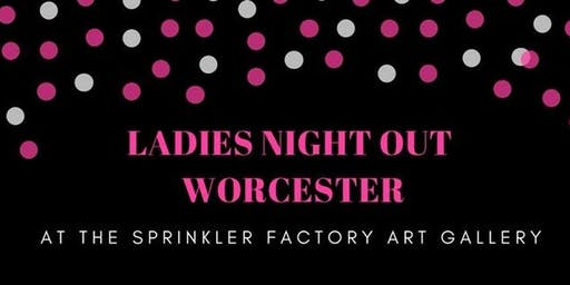 Ladies Night Out Worcester