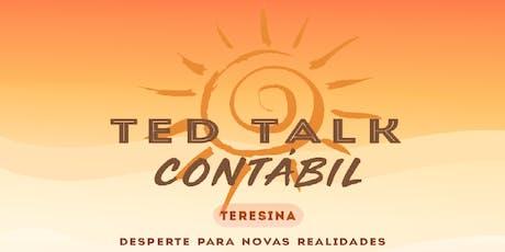 TED Talk Contábil Teresina ingressos