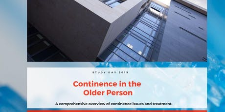 Continence in the Older Person tickets