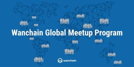 Wanchain Meetup tickets