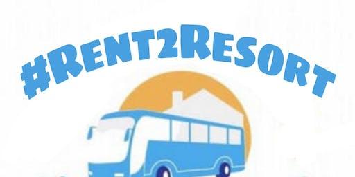#RentT2Resort Open House Tour