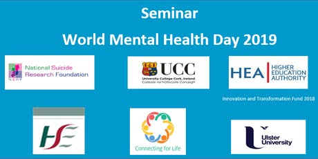World Mental Health Day Seminar for Early-Mid Career Researchers tickets