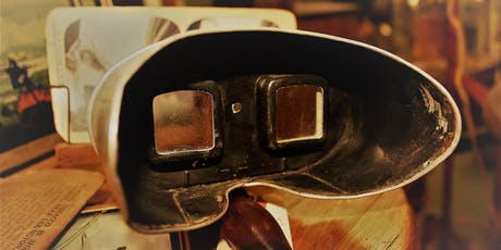 Victorian Oxford through the stereoscope tickets