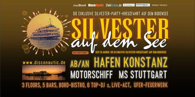 Silvester auf dem See - ClubCruise
