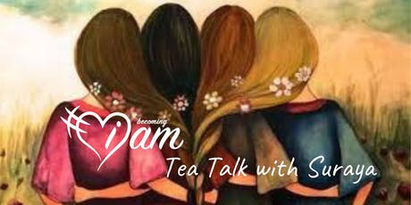 Tea Talk with Suraya tickets