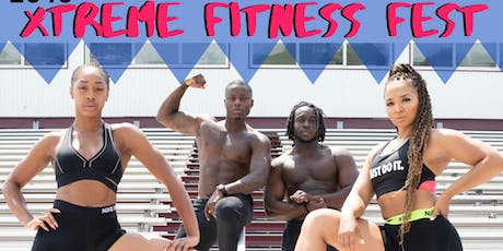 Xtreme Fitness Fest tickets