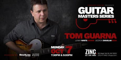 Guitar Masters Series: Tom Guarna tickets