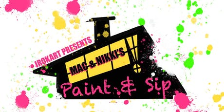 Mac & Nikki's Sip and Paint tickets