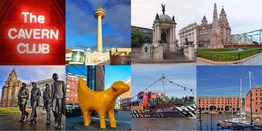 O2 Smartphone  Photography Tour Liverpool City Centre!