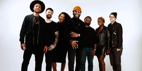 Cory Henry & The Funk Apostles w/ Ric Wilson tickets