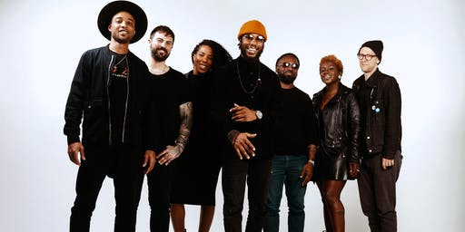 Cory Henry & The Funk Apostles w/ Ric Wilson