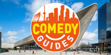 Rotterdam City walk with a Stand-up Comedian as a guide! tickets