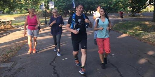 Wellness Walking a Parma, Cittadella - Lezione di prova gratuita camminata veloce sportiva - by La camminata felice