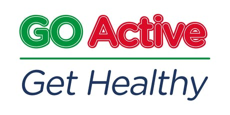GO Active Get Healthy Diabetes Event, Bicester - 25/09/2019 tickets