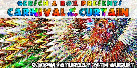 GR Presents Carnival at The Curtain tickets