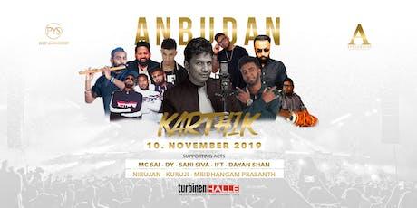 Anbudan Karthik Tickets