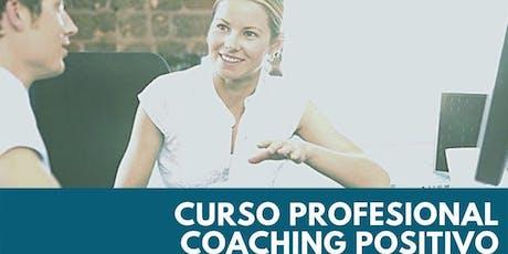 "Curso ""Coaching Profesional Positivo y Liderazgo"" entradas"