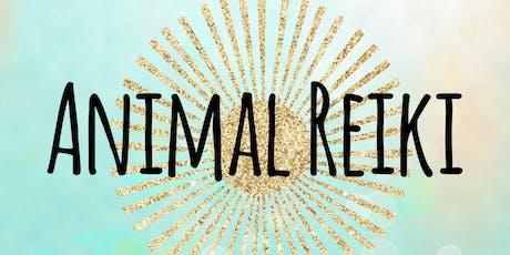 Animal Reiki I - Let Animals Lead® tickets