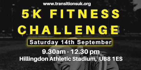 5K Fitness Challenge tickets