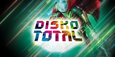 DISKO TOTAL • Kraftwerk Mitte • Season Opening Tickets