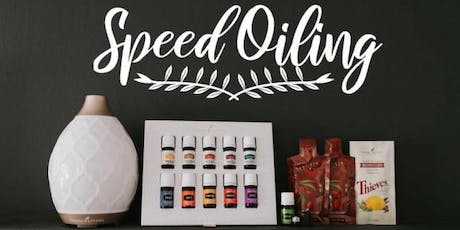 Young Living Speed Oiling Workshop tickets