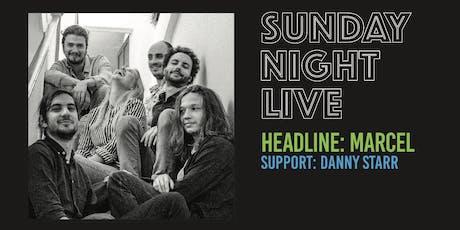 Sunday Night Live: November tickets