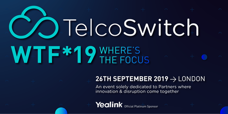 TelcoSwitch/WTF*19 tickets