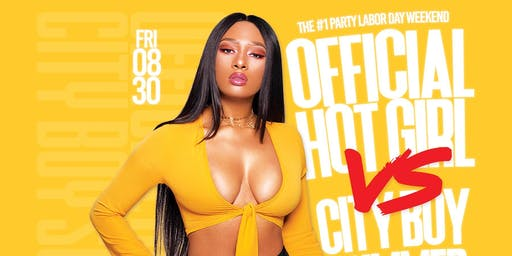 Official Hot Girls Vs City Boys Summer Party