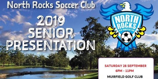 NRSC 2019 Senior Presentation Night