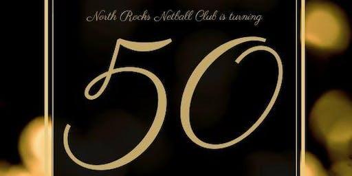 North Rocks Netball Club 50th Birthday and Presentation
