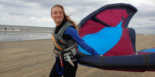 Girls Downwind Sessions
