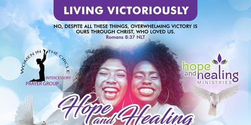 ANNUAL WOMEN'S RETREAT - 2020    LIVING VICTORIOUSLY!