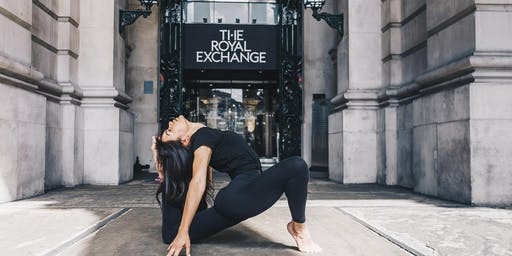 The Equinox Autumn Series at The Royal Exchange