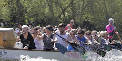 Introduction to Dragon Boat Racing