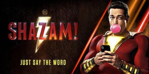 Shazam! (+ Pizzaboyz!)