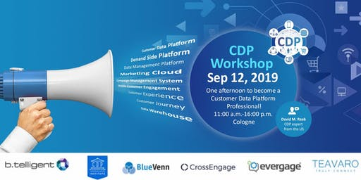 Workshop: One afternoon to become a Customer Data Platform Professional!