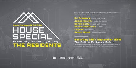 "HOUSE SPECIAL presents ""The Residents"" tickets"