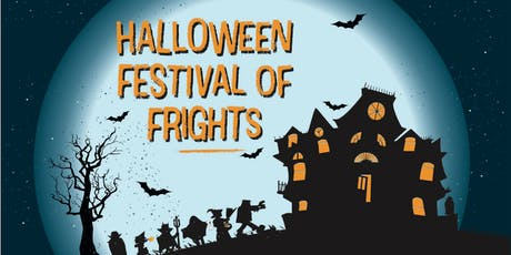 Festival of Frights-2 Day Halloween Event tickets