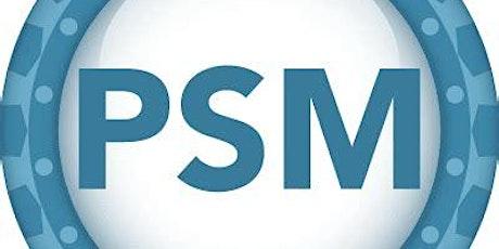 Professional Scrum Master Training (PSM)- Israel billets