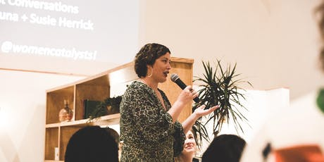 San Francisco Women Catalysts Lightning Talks tickets