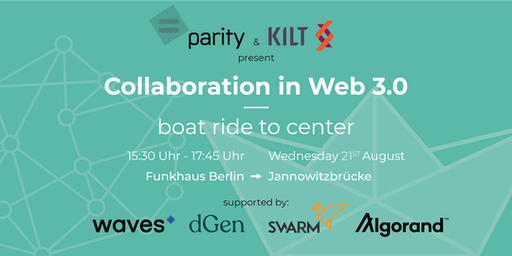Collaboration in Web3.0