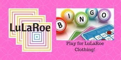 LuLaRoe Bingo Event