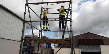 Scaffolding Apprenticeship Briefing for Employers tickets