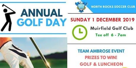 NRSC Annual Golf Day tickets