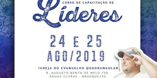 CCLJ - Curso de Capacitação de Líderes JUAD em BRUSQUE/SC