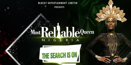 Most Reliable Queen Nigeria : Register Now
