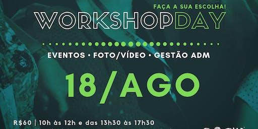 Workshop de Gestão Administrativa