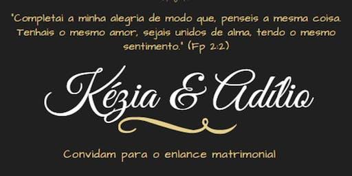 Adílio Corrêa & Kezia Souza