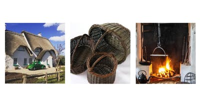 Traditional Potato Basket Making At Rosehill House